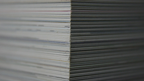 pile documents