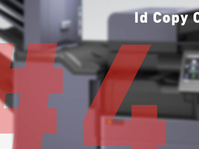 ID card copy